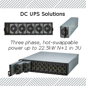 DC Power Shelf Series by Lite-On Power System Solutions