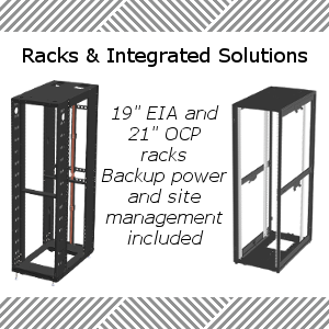 Racks & Integrated Solutions by Lite-On Power System Solutions