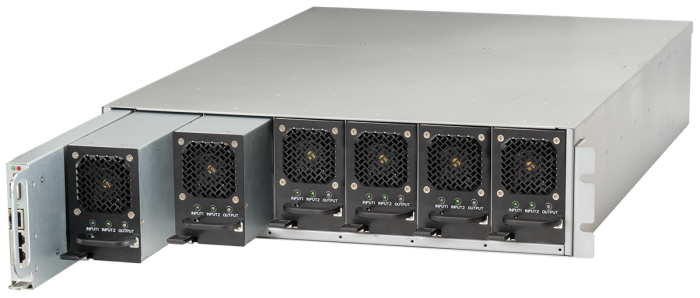 Three Phase 12.5kW Power Shelf by Lite-On Power System Solutions - DC UPS