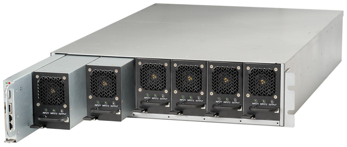 12.5 kW Dual Input Power Shelf by Lite-On Power System Solutions  for Bitcoin mining